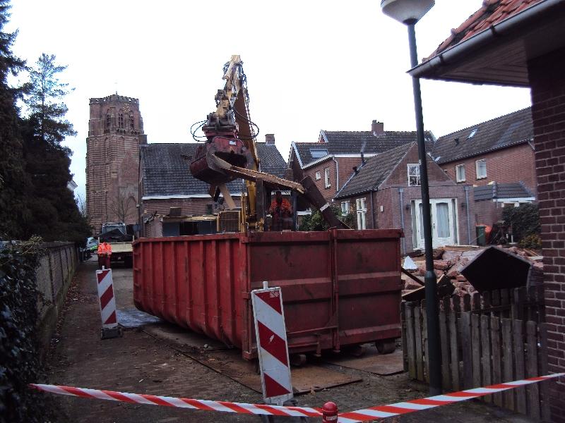 Containerverhuur. Huur een container bij Kapteijns - Sint-Michielsgestel nabij Den BOsch