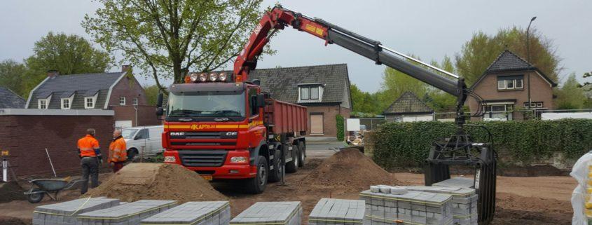 Straatwerk Kapteijns BV nabij Den Bosch - Sint-Michielsgestel