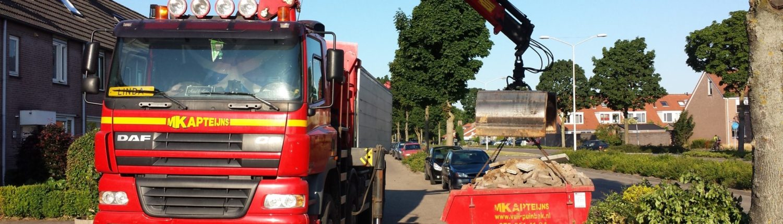 Containerverhuur Den Bosch - Kapteijns Sint-Michielsgestel