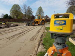 Egaliseren grond - Kapteijns Grondwerken Den Bosch